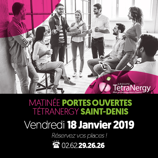 POST PORTE OUVERTE 2018 SAINT DENIS 18.01